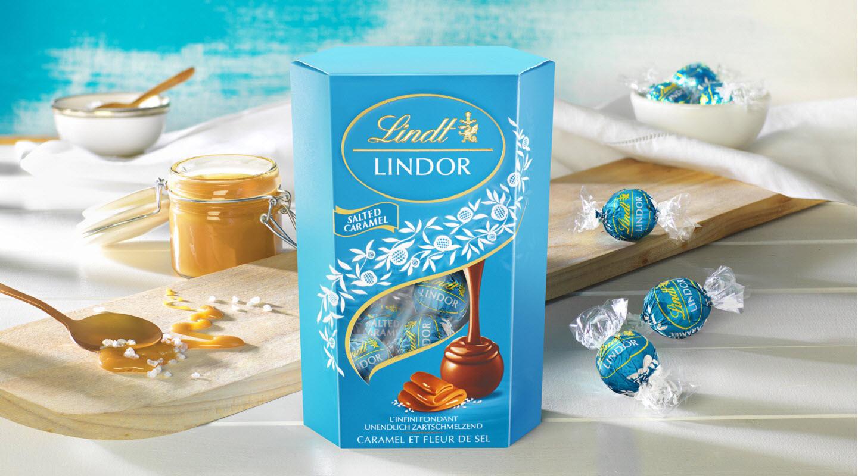 Lindor Salted Caramel